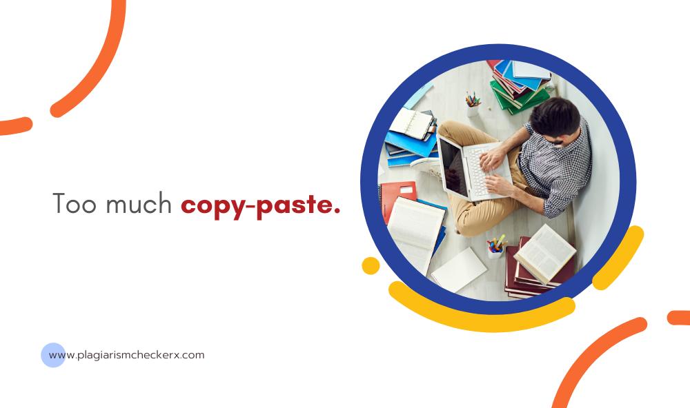 Plagiarism Copy Paste